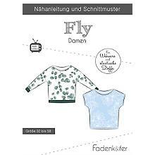 Fadenkäfer Schnitt 'Shirt Fly' für Damen