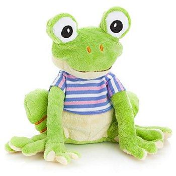 Kuscheltier 'Frosch Joe'
