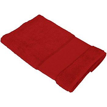 buttinette Handtuch, rot