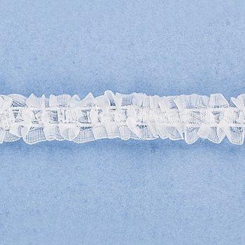 buttinette Reih- und Kräuselband, universal, Länge: 10 m, Stoffverbrauch: variabel, max. 5,0:1