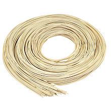 Fil en rotin, 3 mm, 500 g = env. 140 m