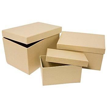 Rechteckige Schachteln