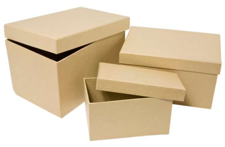 Rechteckige Schachteln Online Kaufen Buttinette Bastelshop