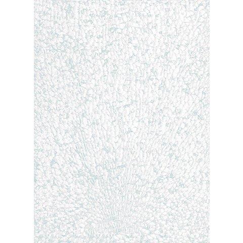 Image of Crackle-/ Safety-Mosaik, silber, 15 x 20 cm