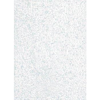 Crackle-/ Safety-Mosaik, silber-spiegel, 15 x 20 cm