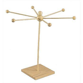Mobile-Stern aus Holz, zum Stellen, 31 cm