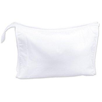 Trousse de toilette, blanc, 20 x 6 x 14 cm