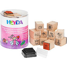 Heyda Stempel-Set 'Kindermotive'