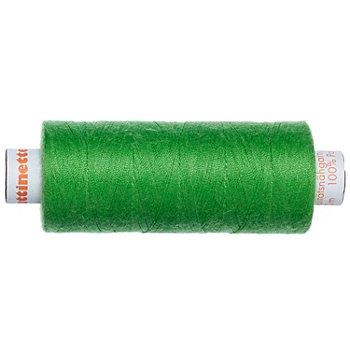 buttinette Universal-Nähgarn, Stärke: 100, 500m-Spule, apfelgrün