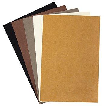 Wildleder-Imitat-Paket