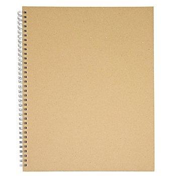 Pappalbum, ohne Sichtfenster, 30 x 21 cm, 60 Blatt