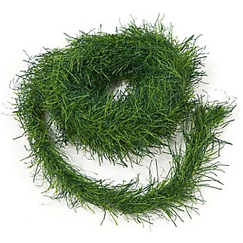 Guirlande d'herbe artificielle, 2 m
