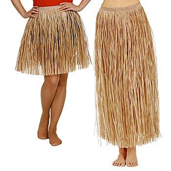 Mini-jupe 'Hawaii', écru