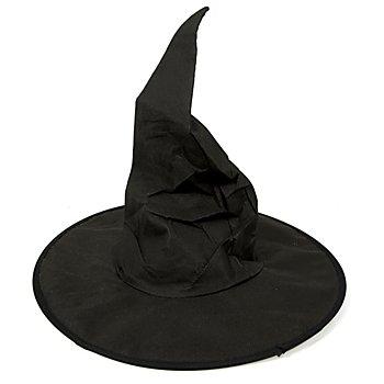 Hexenhut, schwarz