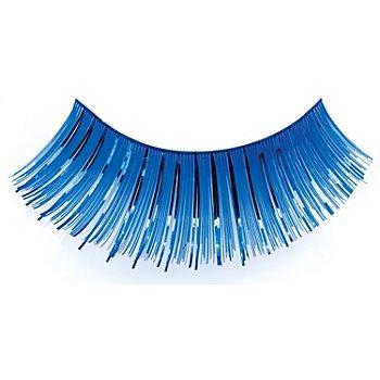 FANTASY Wimpern, blau