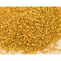 Granulés décoratifs à faire fondre doré, 100 g