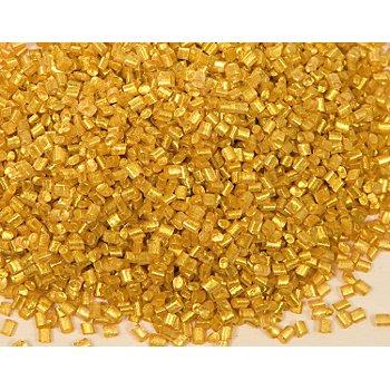 Schmelzgranulat (Colouraplast) gold, 100 g