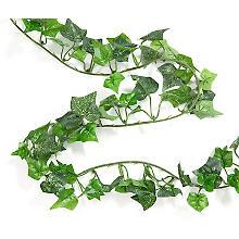 Guirlande de lierre, vert, 2,7 m