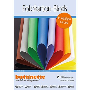 Mega-Fotokarton-Block
