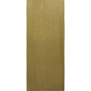 Verzierwachsstreifen 'Perlenoptik, gold', 20 cm, 39 Stück