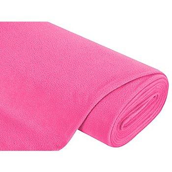 Fleecestoff, pink