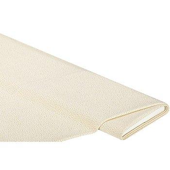 Tissu Hardanger, écru/or