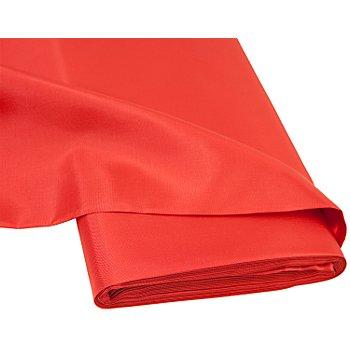 Tissu taffetas de doublure, rouge clair