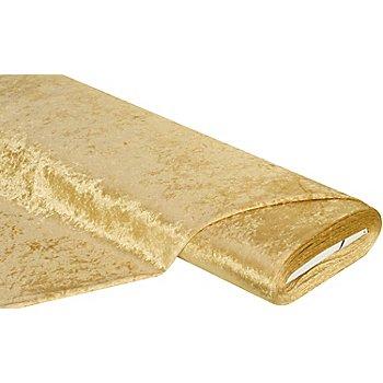 Pannesamt, gold