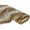 Fellimitat Ozelot, braun/natur