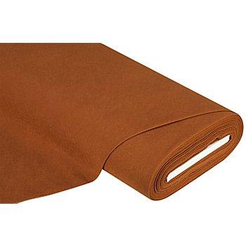 Feutrine fine, marron clair, 0,9 mm