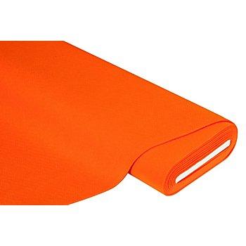 Feutrine épaisse, orange, 4 mm