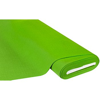 Textilfilz, Stärke 4 mm, hellgrün