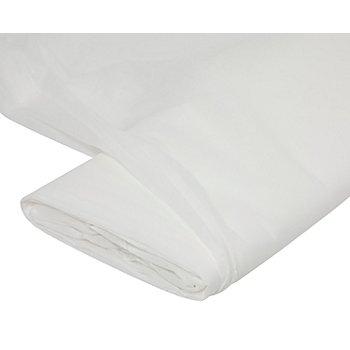 Entoilage de renfort léger et thermocollant, blanc, 52 g/m²