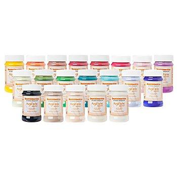 buttinette Acrylfarbe wetterfest in verschiedenen Farbtönen, 100 ml