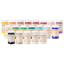 buttinette Peinture acrylique résistante aux intempéries, couleurs différentes, 100 ml
