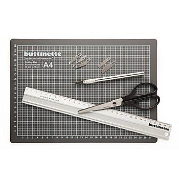 buttinette Set outils de découpage, 30 x 22 cm