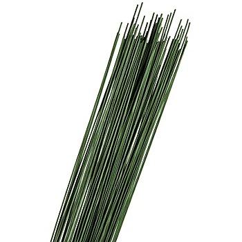 Steckdraht 0,8 mm, grün, 100 Stück