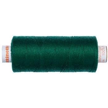 buttinette Fil à coudre universel, vert sapin, grosseur : 100, bobine de 500 m