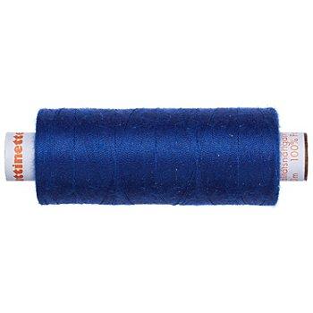 buttinette Fil à coudre universel, bleu roi, grosseur : 100, bobine de 500 m