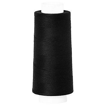 buttinette Overlockgarn, Stärke 120, 2500m-Spule, schwarz