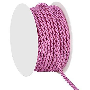 Kordel, pink, 4 mm, 10 m