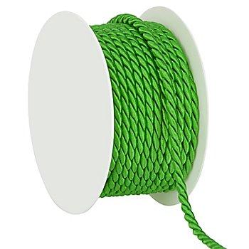 Cordelette, vert, 4 mm, 10 m