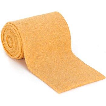 Ruban multi-usage en laine, jaune, 13 cm, 1,5 m
