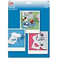 Prym Papier Freezer (papier congélateur), DIN A4, 25 feuilles