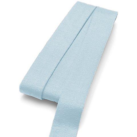 Image of buttinette Jersey-Einfassband, hellblau, Breite: 2 cm, Länge: 3 m