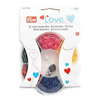 Prym Color Snaps Mini im Set