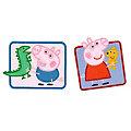 """Applikationen """"Peppa Pig®"""", Größe: 6–8 cm, Inhalt: 2 Stück"""