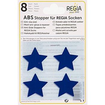 Regia ABS-Stopper 'Sterne', blau