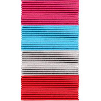 buttinette Elastik-Kordel-Paket 'breit', Ø 3 mm, 4x 3 m