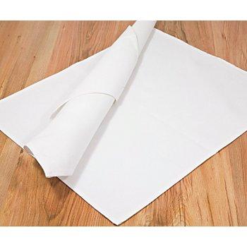Tischsets, weiss, 40 x 50 cm, 2 Stück